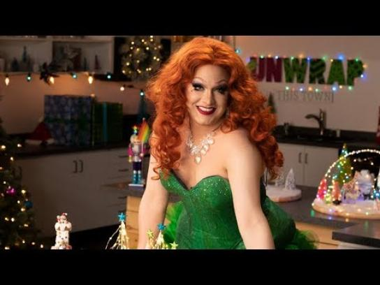 Visit Seattle Film Ad - Let's Unwrap This Town, with Jinkx Monsoon