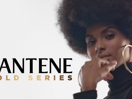 Pantene Film Ad - Strong