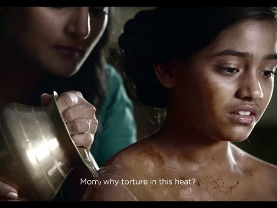 Hamam Film Ad - #GoSafeOutside