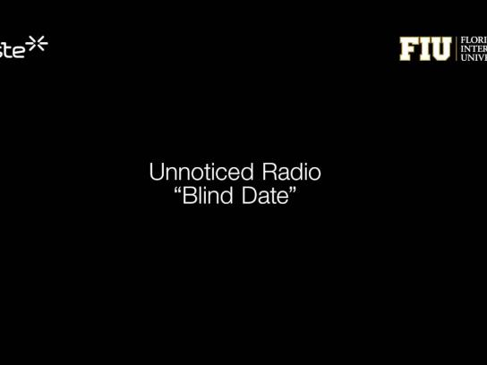 Florida International University Audio Ad - Blind date