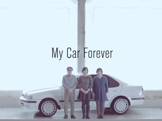 Nissan Digital Ad -  My car forever