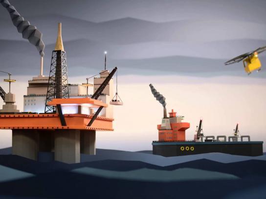 SolarCity Film Ad -  Oil
