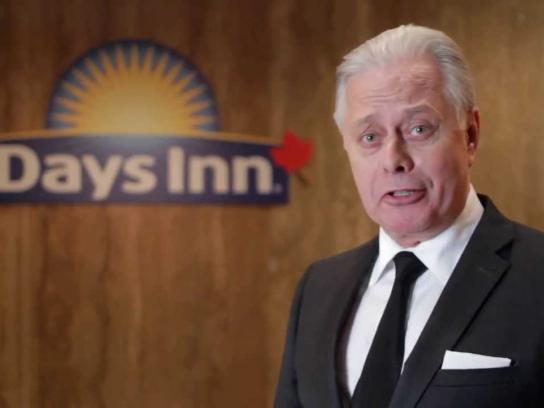 Days Inn Film Ad -  Official Hotel Tour