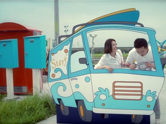 HK Express Film Ad - Stay three, stay free