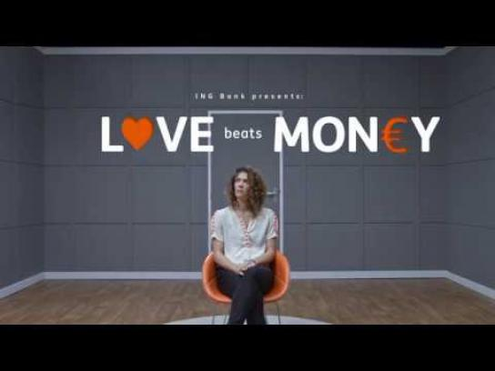 ING Film Ad - Love Beats Money