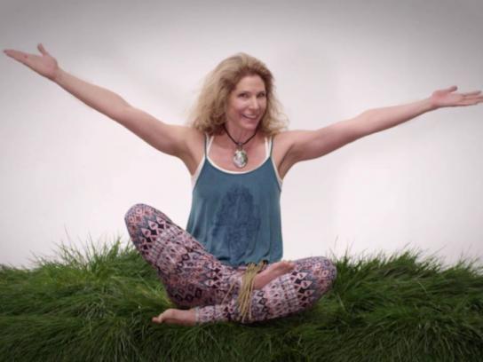 Center for Biological Diversity Digital Ad - Yoga instructor