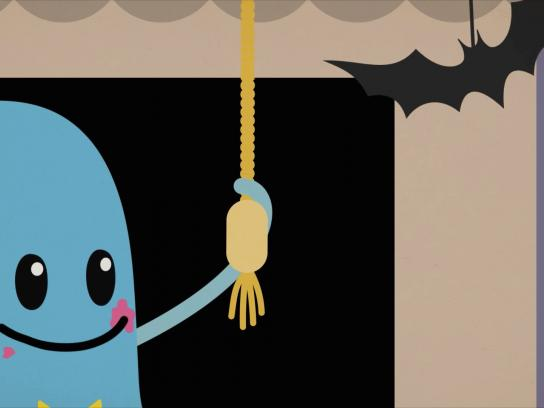 Metro Digital Ad -  Dumb Ways to Die - Halloween Treat
