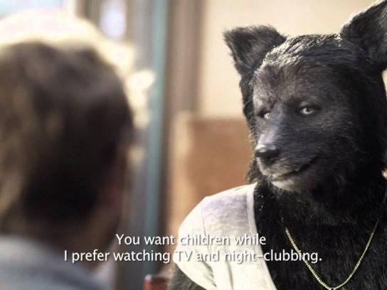 Orangina Film Ad -  Dump