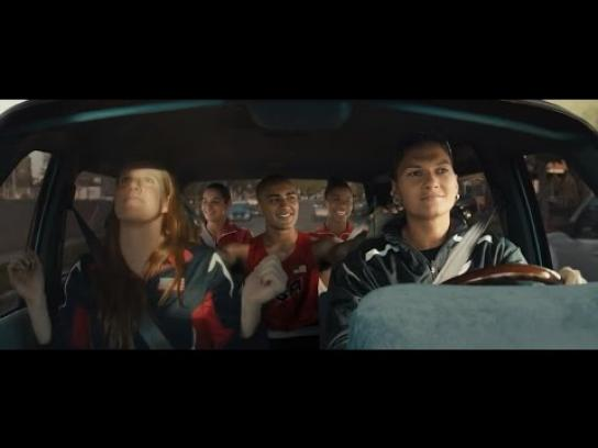 Visa Film Ad - Carpool
