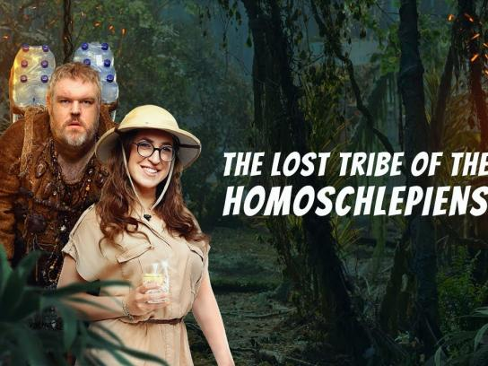 SodaStream Film Ad - Who Are The Homoschlepiens?