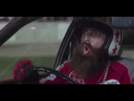 Budget Direct Film Ad -  Captain Risky - Jumping the Double Helix Divide