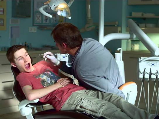 McDonald's Film Ad -  Dentist