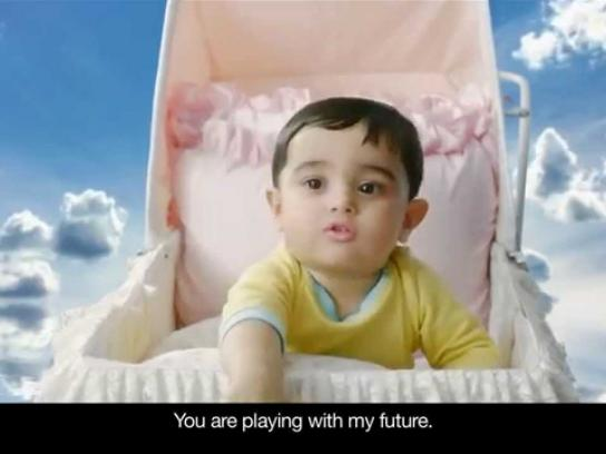 MTS Film Ad -  Baby