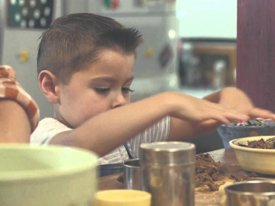 Ad Council Film Ad -  Kid's Healthy Mouths - Cooking