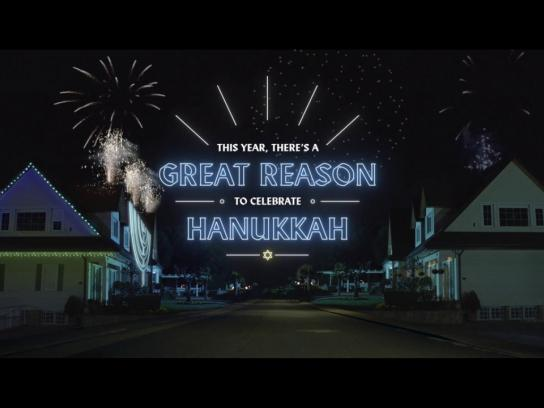 PornHub Film Ad - Hanukkah Gets Lit