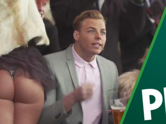 Paddy Power Film Ad -  Chav Tranquilliser