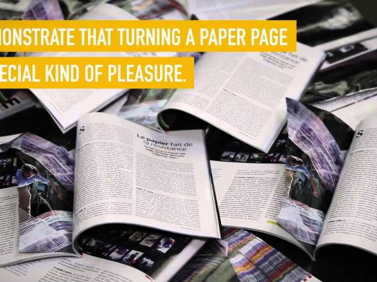 Humanoide Print Ad -  Ripped