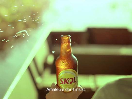 Skol Film Ad -  Skol Pro