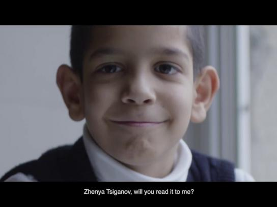 Change One Life Film Ad - Read to Me