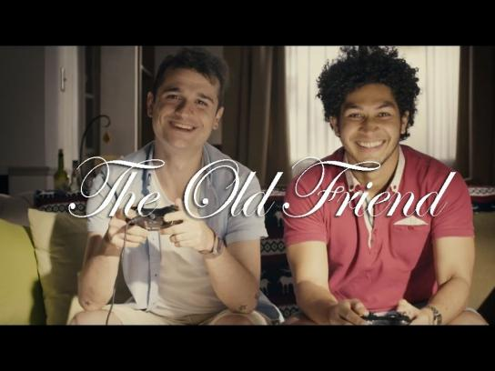 MSI Digital Ad - Try The Trident - The Old Friend