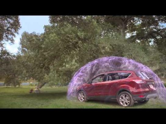 AAA Film Ad -  Next Best Thing, Impenetrable Force Field