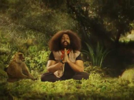 Greenpeace Digital Ad -  Reggie Watts - Grandma clicks dirty