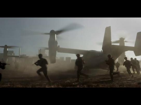 USMC Film Ad - A Nation's Call