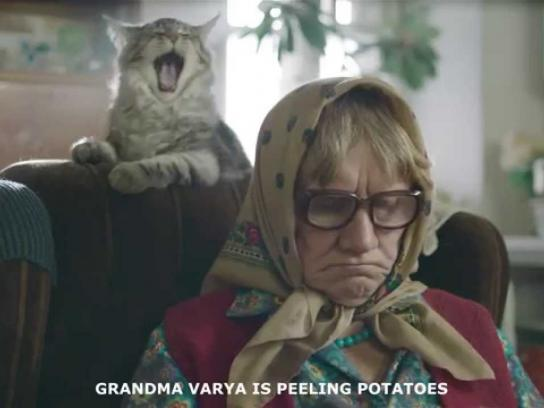 Motive Film Ad -  Grandma