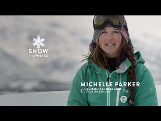 The Climate Reality Project Film Ad -  Mark Abma, Michelle Parker, & Doug Stoup are Pro Snow