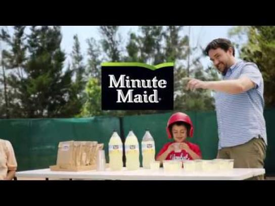 Minute Maid Film Ad - Little League - this is GOOD
