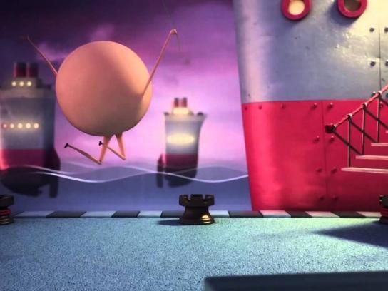 Valege Lingerie Film Ad -  Finally Together, Dock
