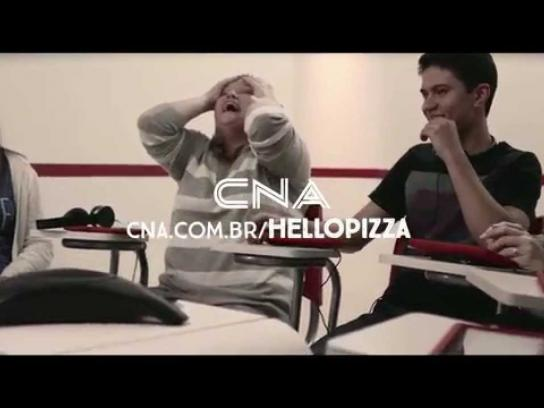 CNA Digital Ad -  Hello pizza