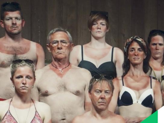 Danish Cancer Society Digital Ad - Italy