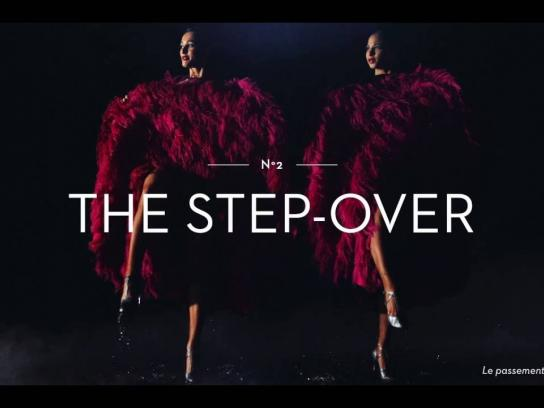 Le Lido Film Ad - The step-over