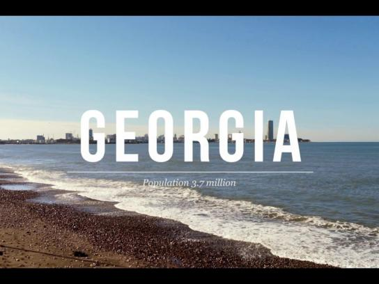 Georgian National Tourism Administration Film Ad - This is the most amazing experience I've ever had