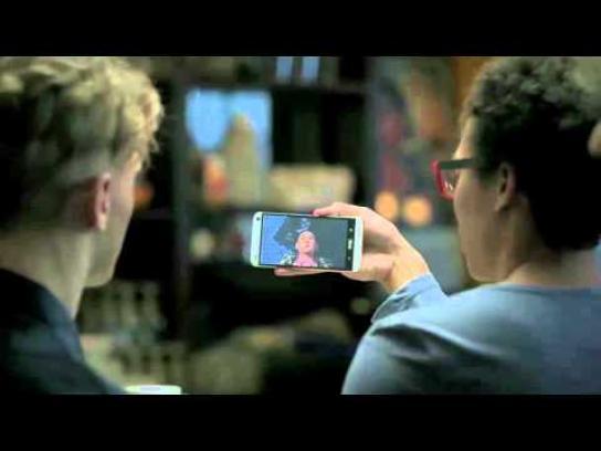 HTC Film Ad -  Turnaround