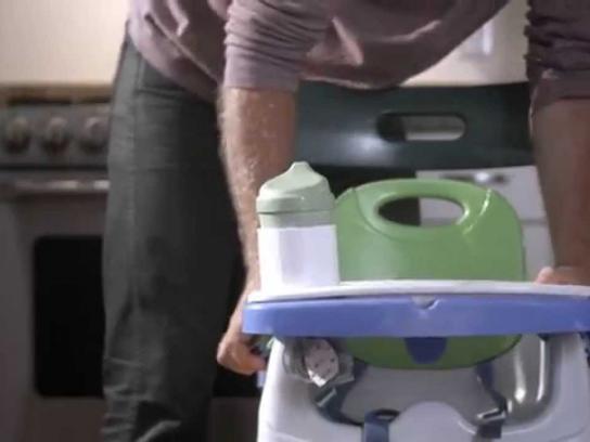 Moen Digital Ad -  Moen Inventor Series - Sippy Cup