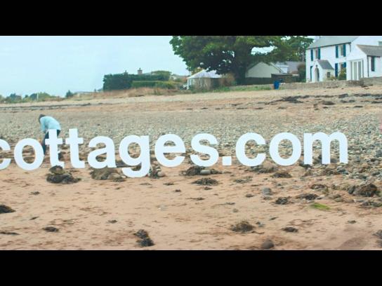 cottages.com Digital Ad -  Good doggie