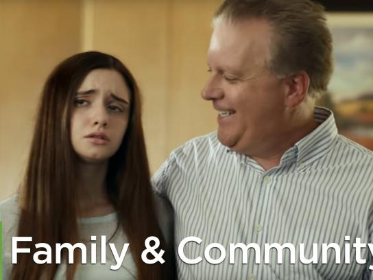 AdoptUSKids Film Ad -  Breakup