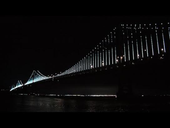 Heineken Film Ad -  The Bay Lights - Sounds