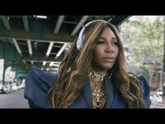 Beats by Dre Film Ad - Queen of Queens feat. Serena Williams and Nicki Minaj