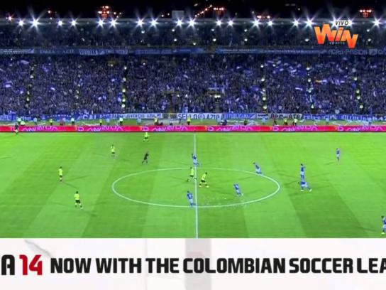 Xbox Digital Ad -  Now with the Colombian Soccer League