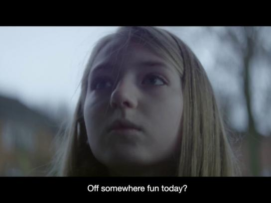National Autistic Society Film Ad - Make it Stop