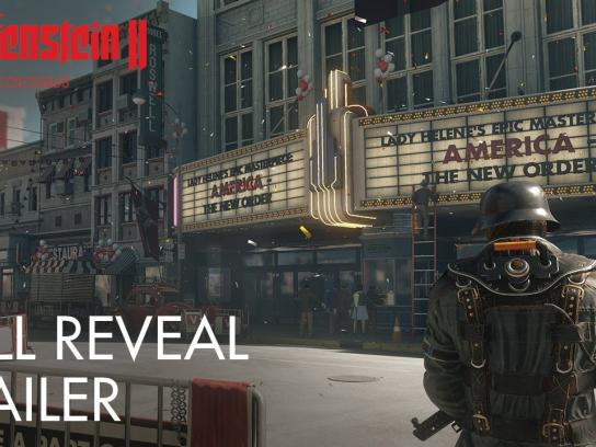 Wolfenstein Film Ad - Wolfenstein II: The New Colossus – E3 2017 Full Reveal Trailer