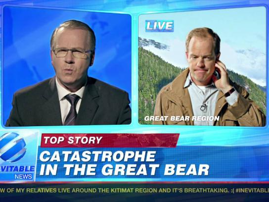 WWF Film Ad -  The Inevitable News
