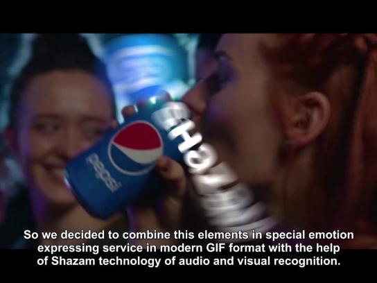 Pepsi Digital Ad - Pepsimoji