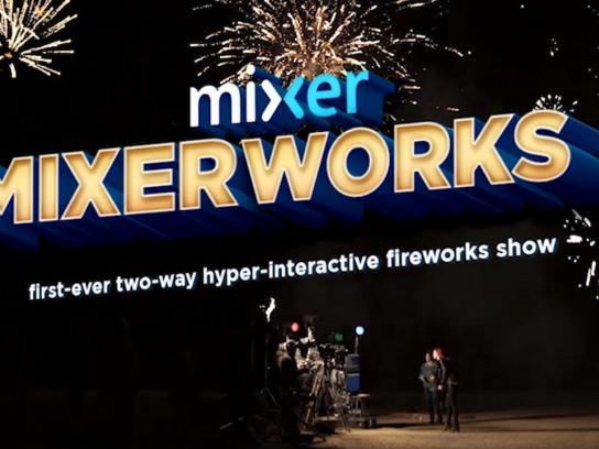 Mixer Digital Ad - Mixerworks