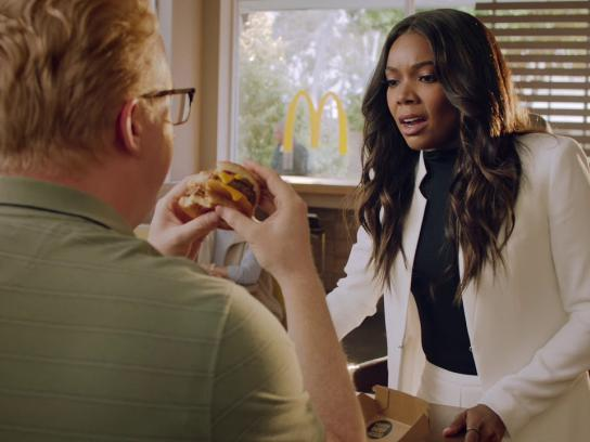 McDonald's Film Ad - Speechless with Garry and Gabrielle Union