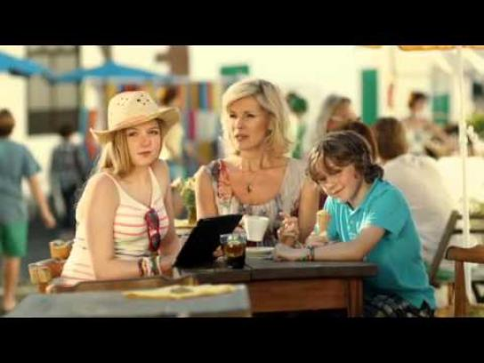 Thomas Cook Film Ad -  Exchange