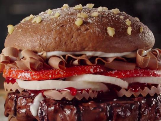 Burger King Film Ad - Chocolate Whopper